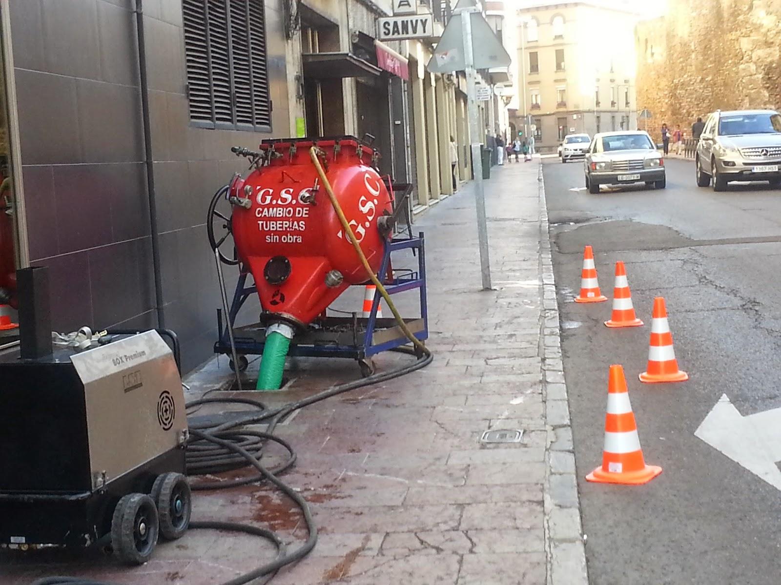 Rehabilitación con manga en tiempo record en la ciudad de León