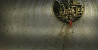 The Tideway Tunnel. La super alcantarilla londinense.