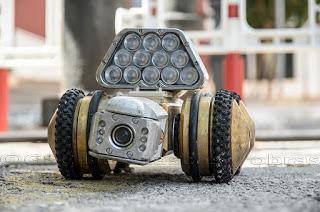 Qué son las cámaras cctv en la inspección de tuberías