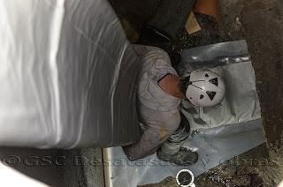 Rehabilitación de tubería de gran diámetro en Vigo