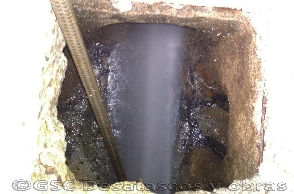 ¿Por qué es importante realizar una limpieza de las tuberías?