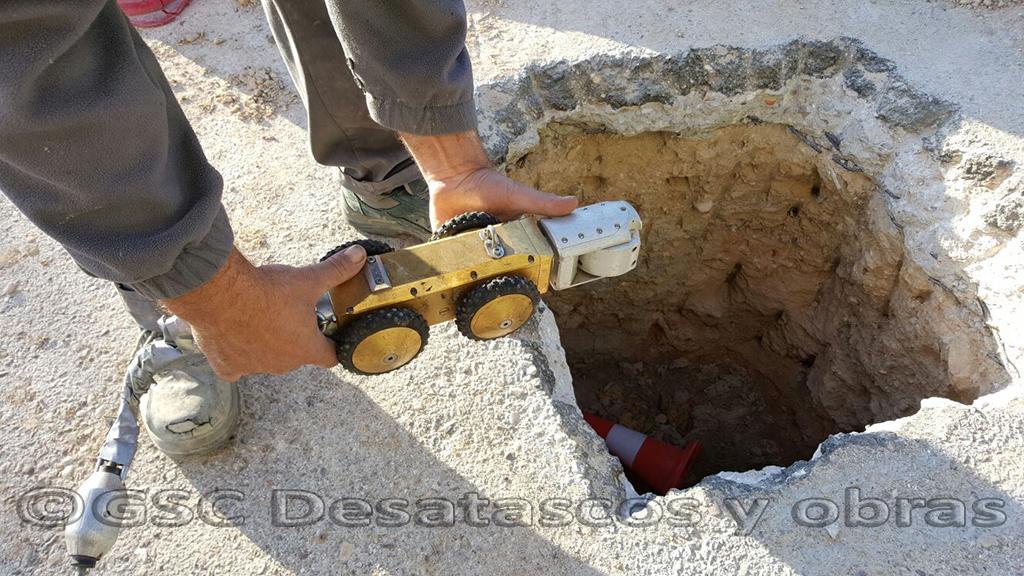 Inspección CCTV en edificios antiguos