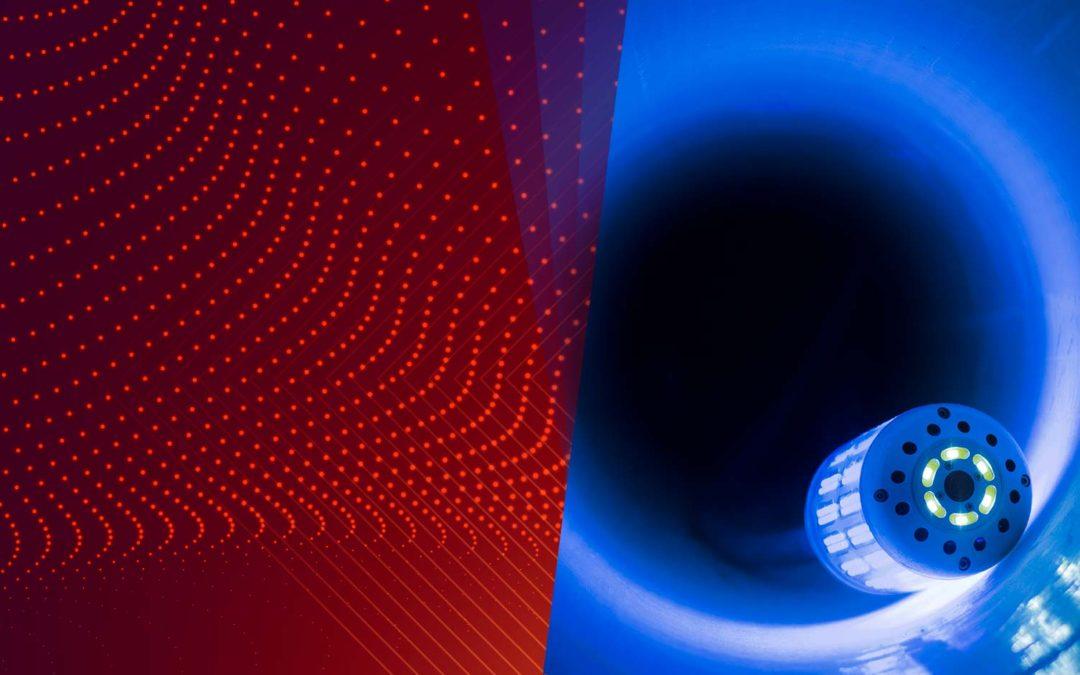 Rehabilitación de tuberías con LED (Sistema SpeedyLight UV LED)