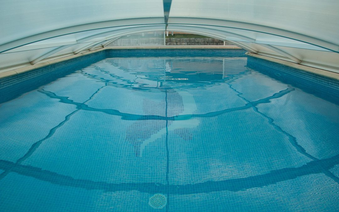 fuga de agua en piscina